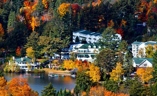 Top 3 Resorts in Lake Placid