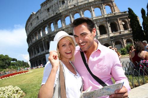 See world famous landmarks