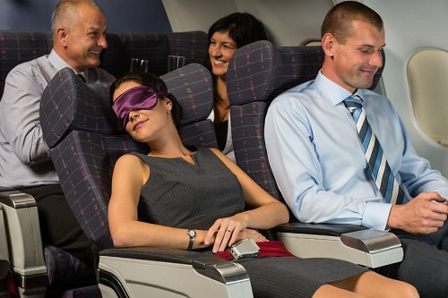 7 Overnight Flight Tips to Help You Wake Up Happy
