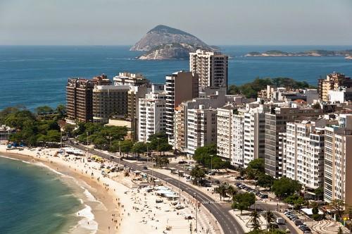 Copacabana Beach, Brazil