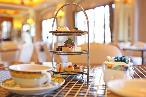 Great Places for Afternoon Tea around the World