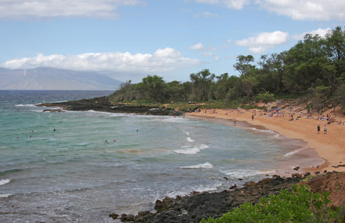 Little Beach, Maui, USA