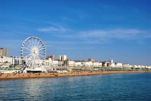Main Beach, Brighton, England
