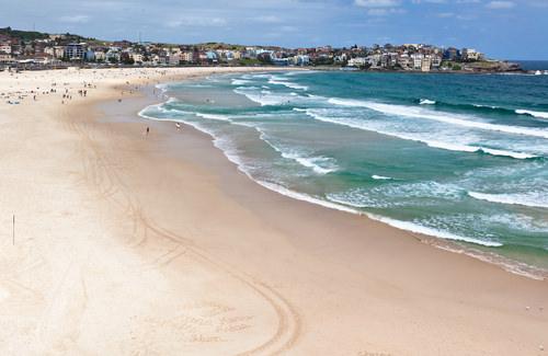 North Bondi Beach, Sydney, Australia