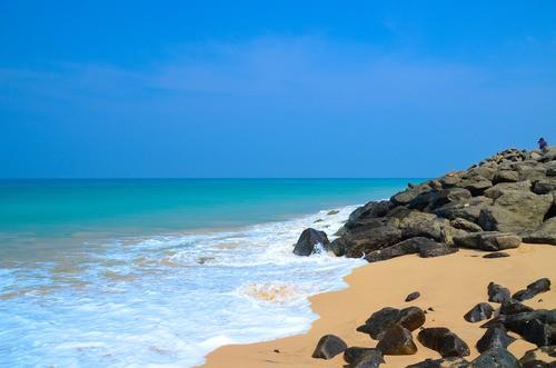 Pasikuda Beach, Sri Lanka
