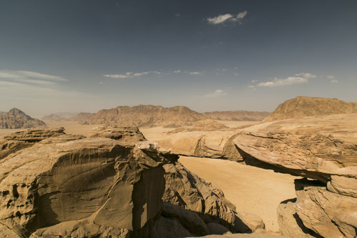 Spectacular Natural Wonders of the Middle East