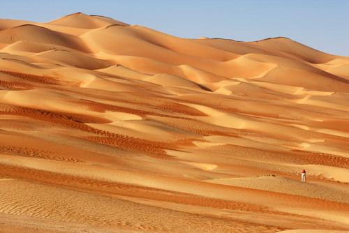 The Rub 'al Khali, Arabian Peninsula