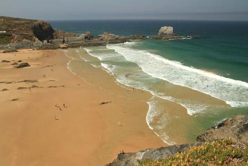 Zambujeira Beach, Portugal