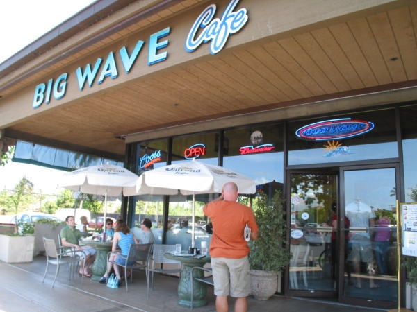 Best Restaurants on Maui Big Wave Cafe