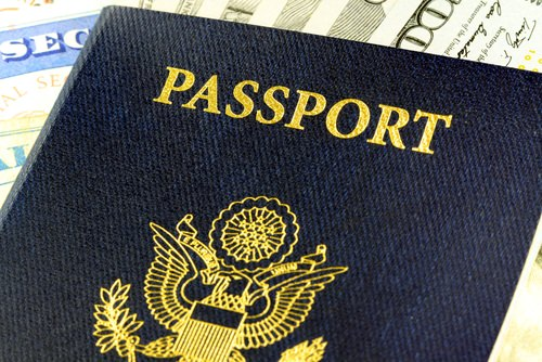 Make sure that your passport is valid
