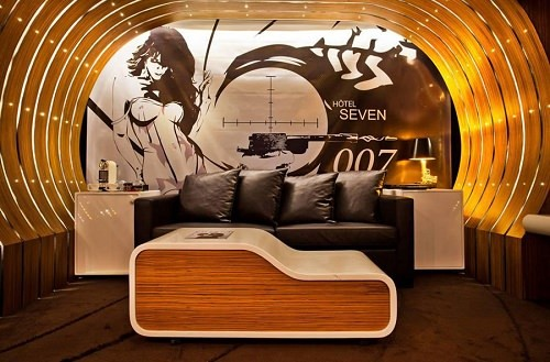 The James Bond Suite