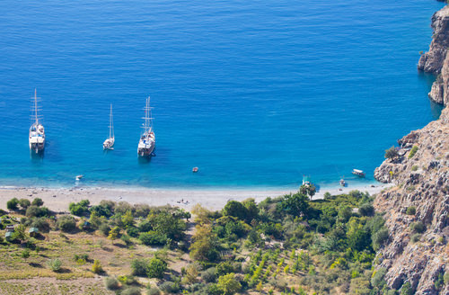 Most Beautiful Beaches in Turkey