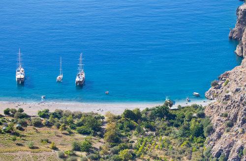 9 Most Beautiful Beaches in Turkey