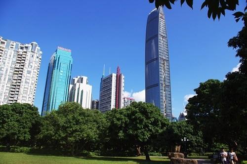 St Regis Shenzhen China