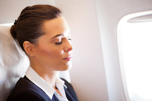 9 Tips for Getting Better Sleep on a Plane