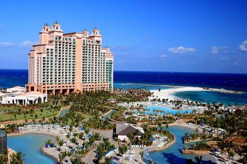 Atlantis, Paradise Island, Bahamas Hotel