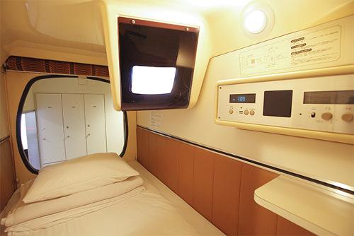 Capsule Hotels