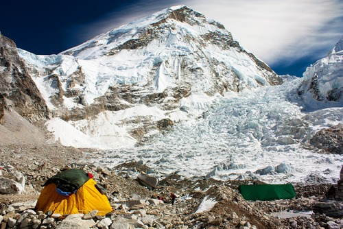 Go Camping to Everest