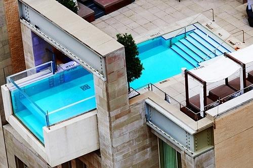 Joule Pool The Joule Hotel Dallas
