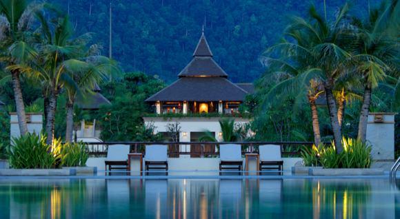 Layana Resort, Koh Lanta, Thailand