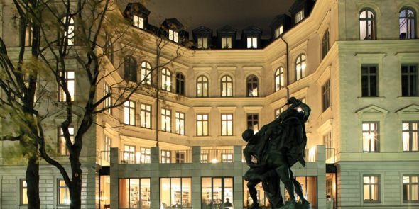 Lydmar Hotel, Stockholm, Sweden