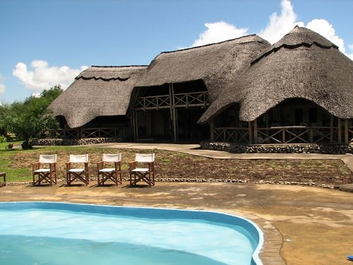 Madiwe Safari Lodge Hotel
