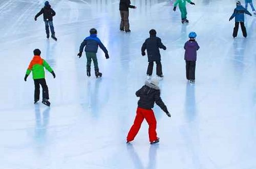 Enjoy Skating at the Rink