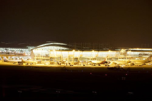 Incheon International Airport Seoul South Korea