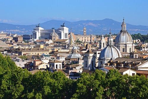 Royal Santina hotel, Rome
