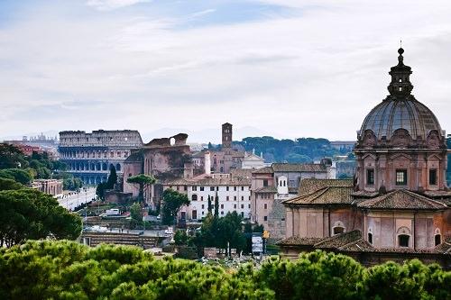 Una Hotel Rome