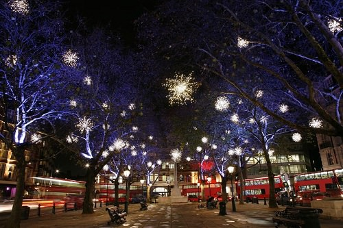 Ways to Celebrate Christmas in London