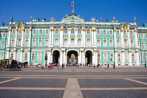 St. Petersburg Winter Palace