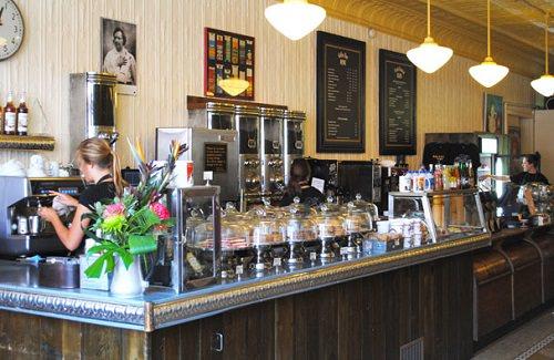 Balzac's Coffee Roastery Toronto Canada