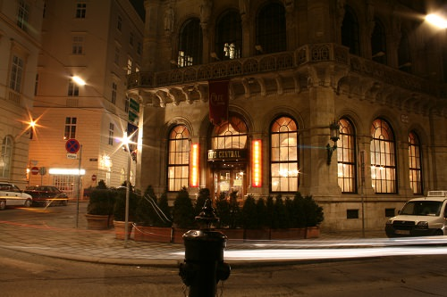 Café Central Vienna Austria