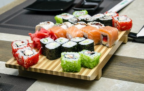 4 Isami Paris France 10 Best Sushi Restaurants In The World