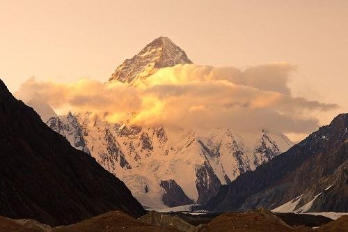 K2 PakistanChinese Border