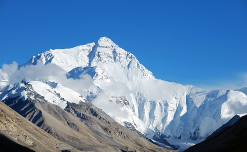 Mount Everest Himalayas