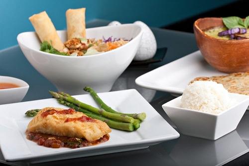 Nine Dragons Restaurant at Epcot Center's World Showcase