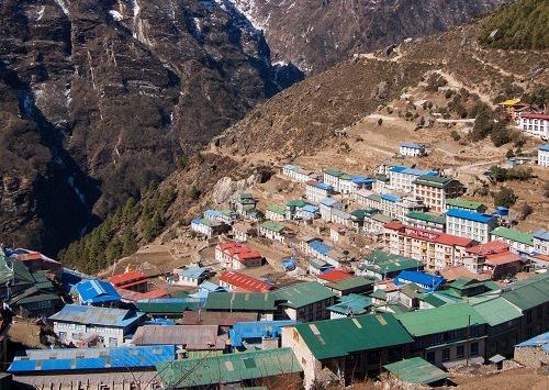 Sagarmatha Nepal