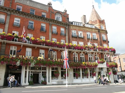 Top 4 Star Hotels in London
