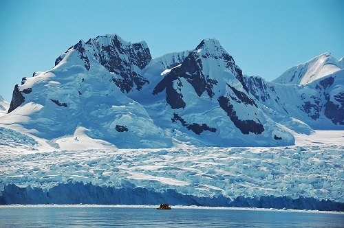 Vinson Massif Antarctic