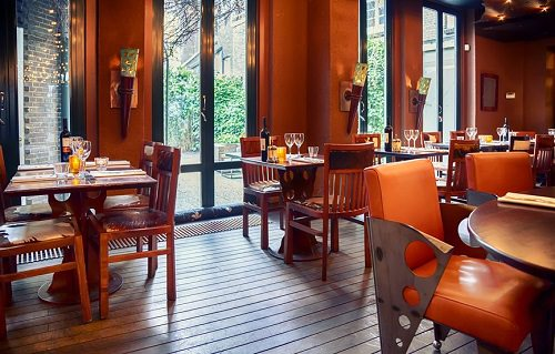 World's Greenest Restaurants