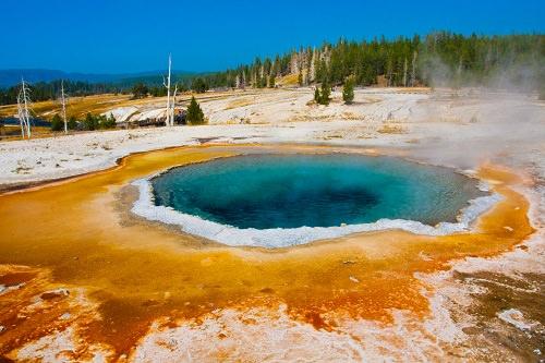 Yellowstone Park United States
