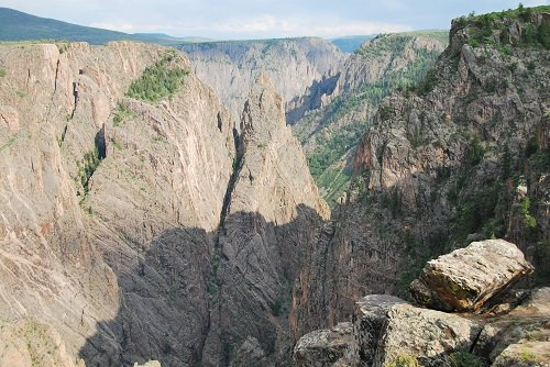 Black Canyon on the Gunnison National Park