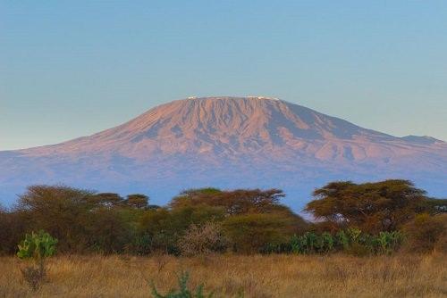 Kilimanjaro National Park Tanzania