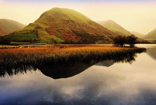 Lake District National Park England