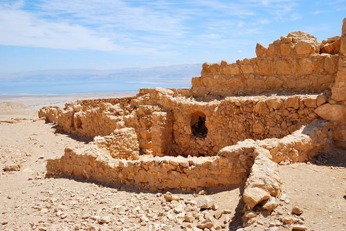 Masada National Park Israel