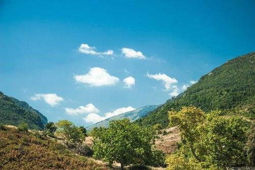 Olympus National Park Greece