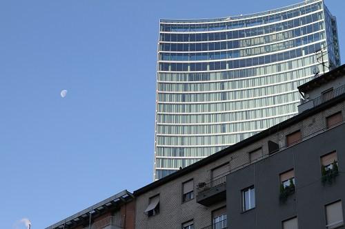 Palazzo Lombardia Milan