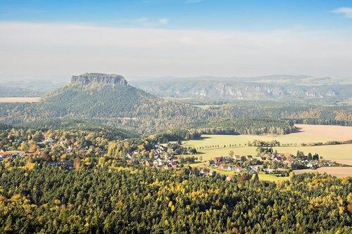 Saxon Switzerland National Park Germany